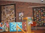 Sample of quilts shown at our Quilt show – May2013
